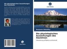 Borítókép a  Die physiologischen Auswirkungen des Slacklinen - hoz