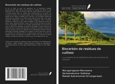 Portada del libro de Biocarbón de residuos de cultivos