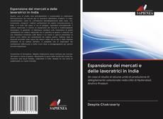 Bookcover of Espansione dei mercati e delle lavoratrici in India