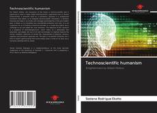 Couverture de Technoscientific humanism