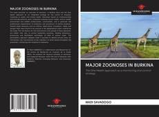 MAJOR ZOONOSES IN BURKINA kitap kapağı