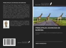Capa do livro de PRINCIPALES ZOONOSIS EN BURKINA