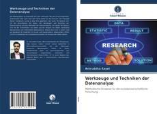 Capa do livro de Werkzeuge und Techniken der Datenanalyse