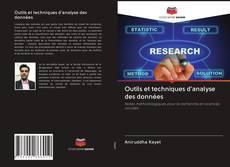 Bookcover of Outils et techniques d'analyse des données