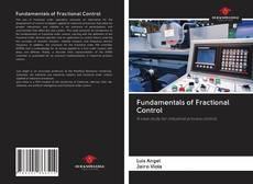 Copertina di Fundamentals of Fractional Control