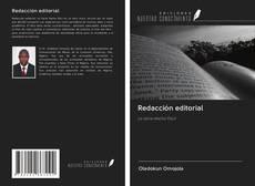 Capa do livro de Redacción editorial