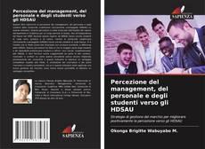 Bookcover of Percezione del management, del personale e degli studenti verso gli HDSAU