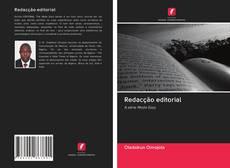 Redacção editorial kitap kapağı