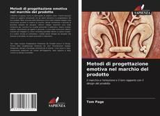Обложка Metodi di progettazione emotiva nel marchio del prodotto