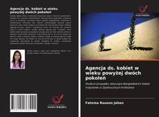 Bookcover of Agencja ds. kobiet w wieku powyżej dwóch pokoleń