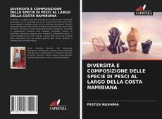 Capa do livro de DIVERSITÀ E COMPOSIZIONE DELLE SPECIE DI PESCI AL LARGO DELLA COSTA NAMIBIANA