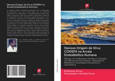 Portada del libro de Denovo Origem do Vírus COVID19 na Arcaia Endosibiótica Humana