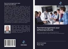 Bookcover of Kennismanagement voor softwareproductie