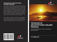 Обложка TECNICHE DI ARCHITETTURA SOLARE PASSIVA