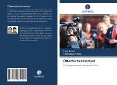 Öffentlichkeitsarbeit kitap kapağı