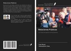 Bookcover of Relaciones Públicas