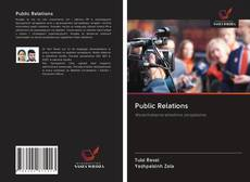 Buchcover von Public Relations