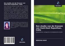 Capa do livro de Een studie van de Grassen van Zuid-Oost Rajasthan, India
