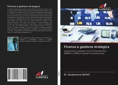Finanza e gestione strategica的封面