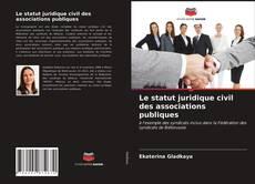 Le statut juridique civil des associations publiques kitap kapağı