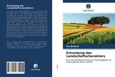Buchcover von Erkundung des Landschaftscharakters
