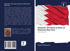 Bookcover of Бахрейн: История успеха на Ближнем Востоке