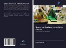 Capa do livro de Naamreacties in de organische chemie