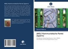 Capa do livro de AKEL/ Kommunistische Partei Zyperns