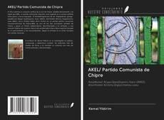Capa do livro de AKEL/ Partido Comunista de Chipre