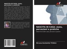 NASCITA IN CASA: stato, percezioni e pratiche kitap kapağı