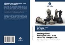 Обложка Strategisches Management - eine indische Perspektive