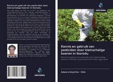 Buchcover von Kennis en gebruik van pesticiden door kleinschalige boeren in Ikorodu