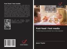 Fast food i fast media kitap kapağı