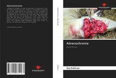 Bookcover of Adrenochrome
