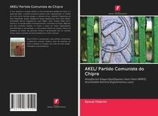 Capa do livro de AKEL/ Partido Comunista do Chipre