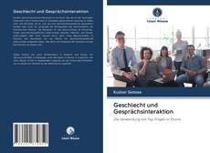 Bookcover of Geschlecht und Gesprächsinteraktion