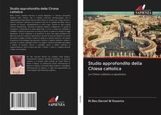Buchcover von Studio approfondito della Chiesa cattolica