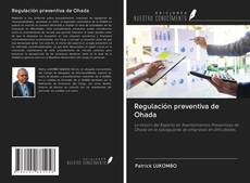 Regulación preventiva de Ohada kitap kapağı