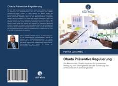 Ohada Präventive Regulierung kitap kapağı