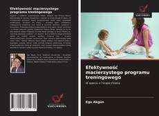 Bookcover of Efektywność macierzystego programu treningowego