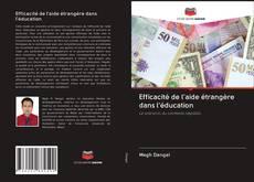 Couverture de Efficacité de l'aide étrangère dans l'éducation