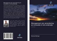 Borítókép a  Management van verandering en innovatie in het onderwijs - hoz