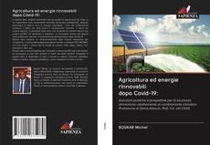 Bookcover of Agricoltura ed energie rinnovabili dopo Covid-19: