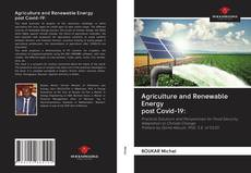 Couverture de Agriculture and Renewable Energy post Covid-19:
