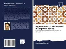 Bookcover of Идентичность, гегемония и сопротивление