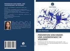 Portada del libro de PRÄVENTION VON KINDER- UND JUGENDGEWALT IM VOLKSRAT