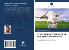 Capa do livro de VERWENDUNG VON HUMOR IN DER AKTUELLEN WERBUNG