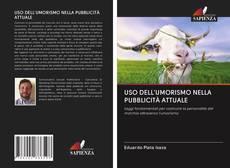 Copertina di USO DELL'UMORISMO NELLA PUBBLICITÀ ATTUALE