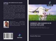 Capa do livro de GEBRUIK VAN HUMOR IN DE HUIDIGE RECLAME