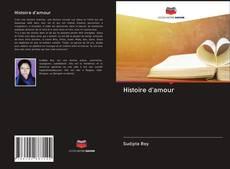 Capa do livro de Histoire d'amour